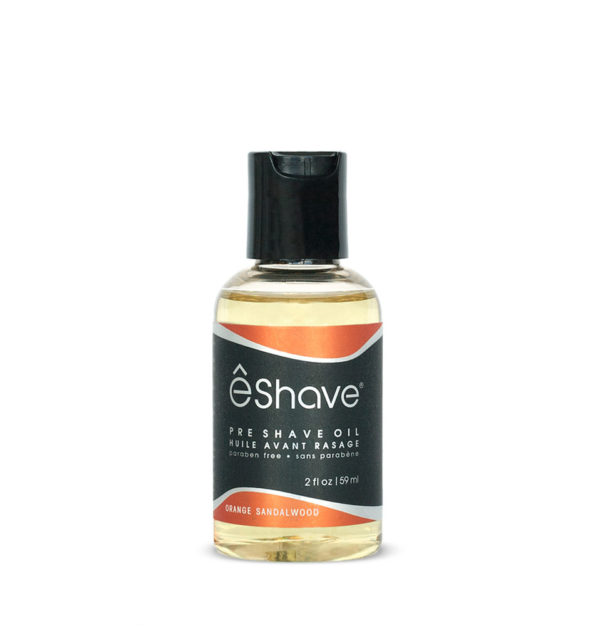 Pre Shave Oil Orange Sandalwood-eShave